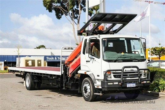 2009 Mitsubishi Fighter 14 WA Hino - Trucks for Sale