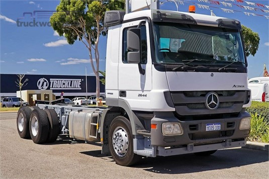 2014 Mercedes Benz Actros WA Hino - Trucks for Sale