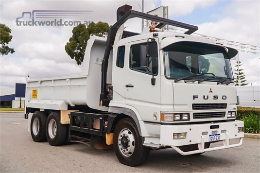 2007 Mitsubishi FV51 HeavyDuty WA Hino - Trucks for Sale
