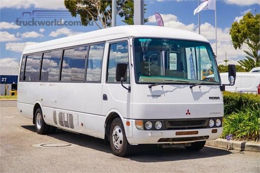 2006 Mitsubishi Rosa WA Hino - Buses for Sale
