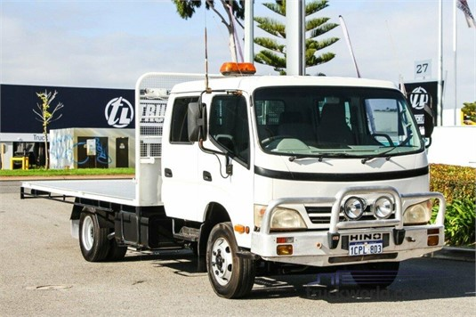 2007 Hino 300 Series 816 - Wrecking for Sale