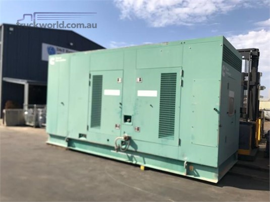 2008 Custom Generator Trailer Hume Highway Truck Sales - Trailers for Sale