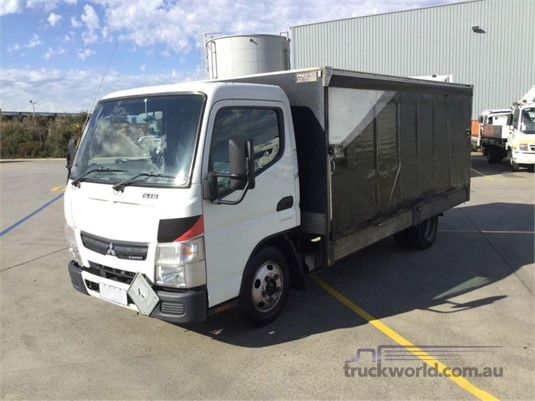 2014 Mitsubishi Fuso CANTER 515 - Trucks for Sale