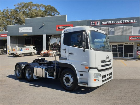 2014 UD GW26 470 Quon - Trucks for Sale