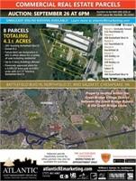 Commercial Real Estate Parcels