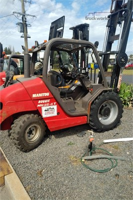 2010 Manitou MH25-4 - Forklifts for Sale