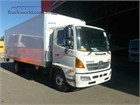 2017 Hino other Cab Chassis