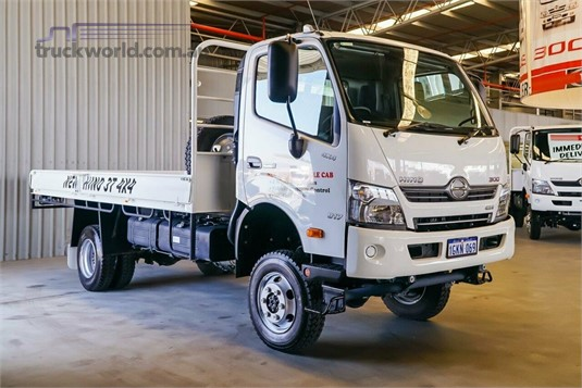 2019 Hino 300 Series 817 4x4 - Trucks for Sale