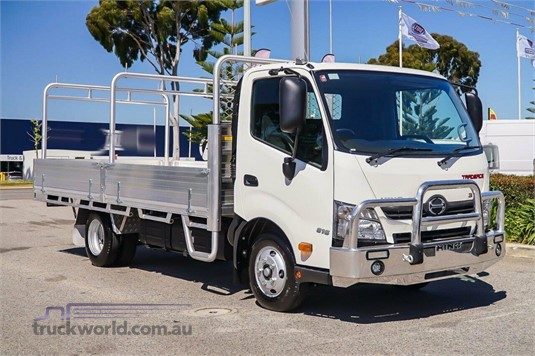 2019 Hino 300 Series 616 WA Hino - Trucks for Sale