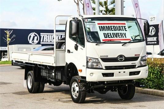 2019 Hino 300 Series 817 4x4 - Trucks for Sale