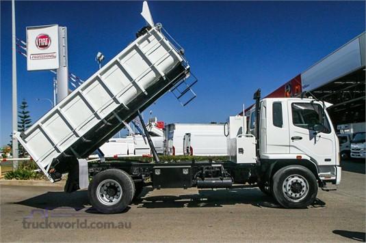 2008 Mitsubishi Fighter 14 - Trucks for Sale
