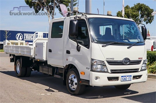 2016 Hino 300 Series WA Hino - Trucks for Sale