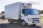 2013 Hino 300 Series Refrigerated
