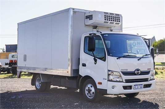 2013 Hino 300 Series WA Hino - Trucks for Sale