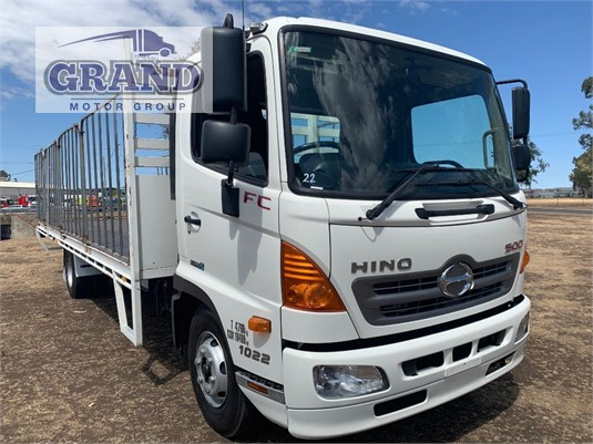 2015 Hino FC1022 Grand Motor Group  - Trucks for Sale