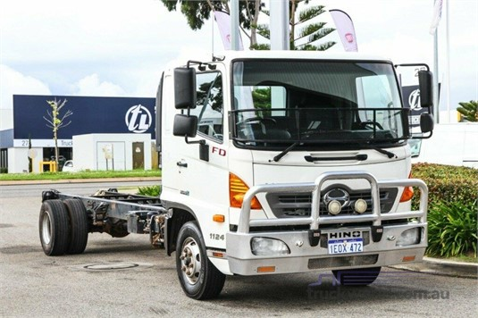 2014 Hino 500 Series WA Hino - Trucks for Sale