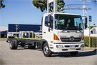 2014 Hino 500 Series Cab Chassis