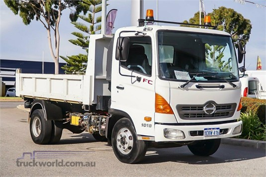 2008 Hino 500 Series WA Hino - Trucks for Sale