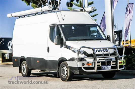 2016 Iveco Daily WA Hino - Light Commercial for Sale