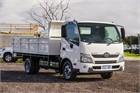 2012 Hino 300 Series Tipper