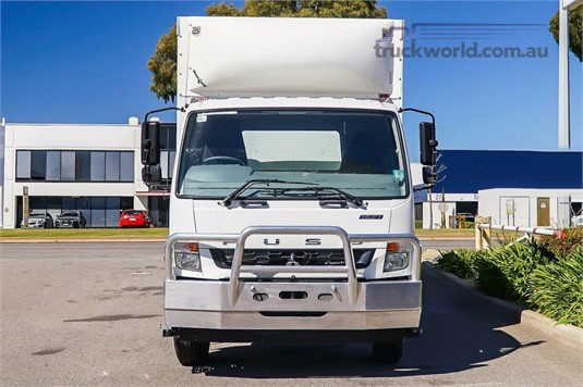 2015 Fuso Fighter 14 - Trucks for Sale