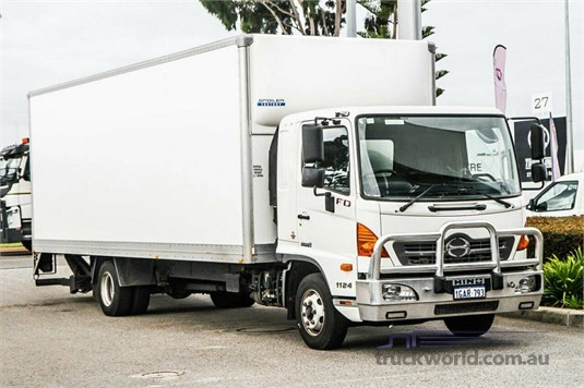 2016 Hino 500 Series WA Hino - Trucks for Sale