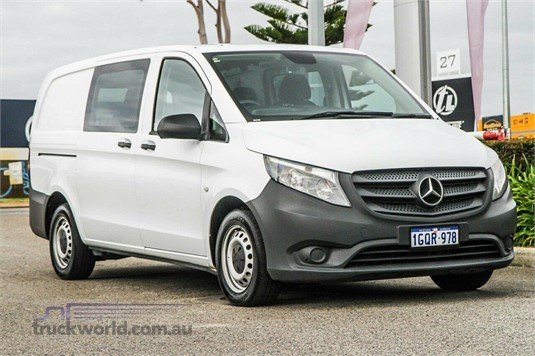 2015 Mercedes Benz Vito 114 Cdi WA Hino - Light Commercial for Sale