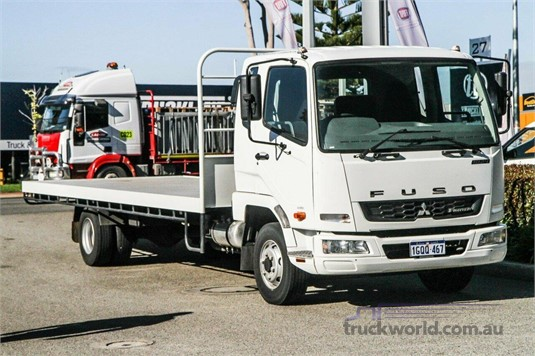 2012 Fuso Fighter 14 - Trucks for Sale