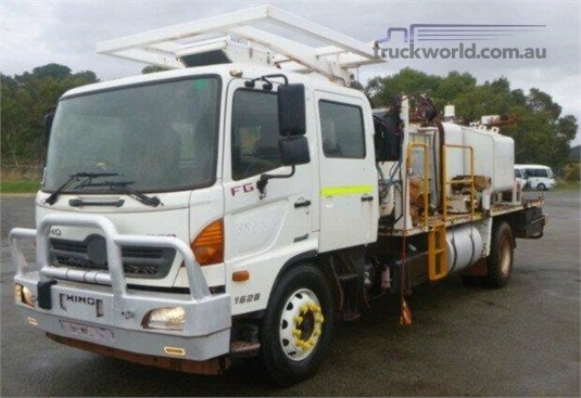 2012 Hino 500 Series WA Hino - Trucks for Sale