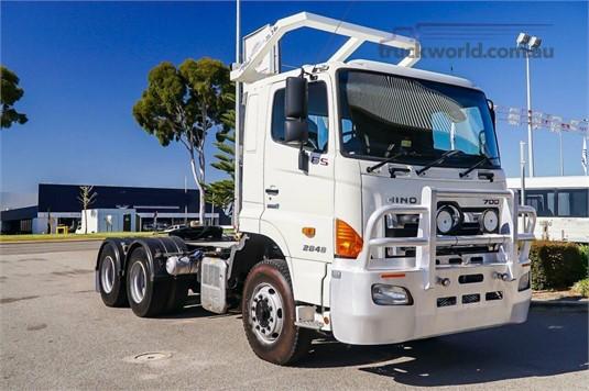 2014 Hino 700 Series 2848 FS WA Hino - Trucks for Sale