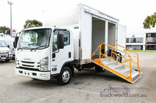 2017 Isuzu NPR WA Hino - Trucks for Sale