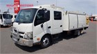 2013 Hino 300 Series 816 Service Vehicle