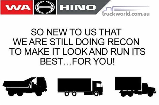 2013 Hino 500 Series WA Hino - Trucks for Sale