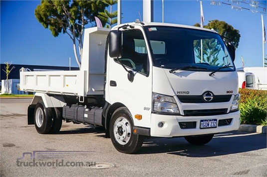 2018 Hino 300 Series WA Hino - Trucks for Sale