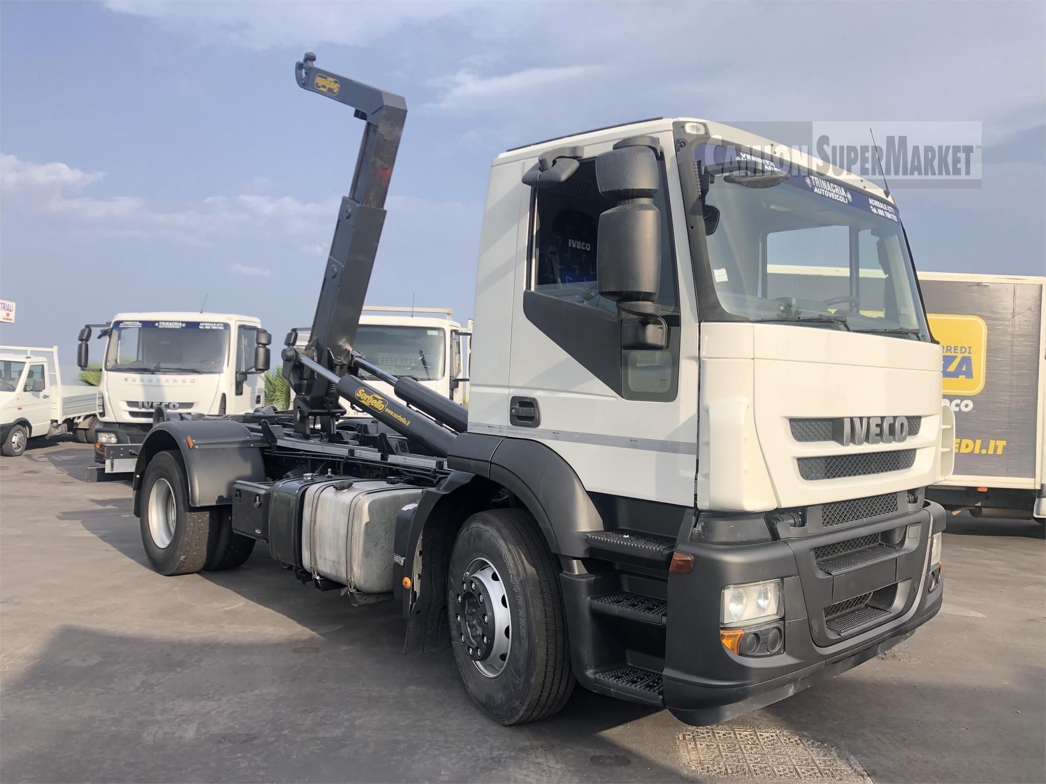 Iveco STRALIS 310 used 2009