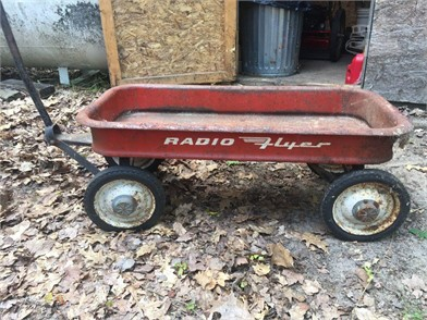 Radio Flyer Little Red Wagon Other Items For Sale In