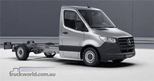 Mercedes Benz Sprinter RWD Single Cab Chassis 316 MWB 7AT