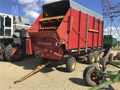 NEW HOLLAND Forage Wagons For Sale - 14 Listings