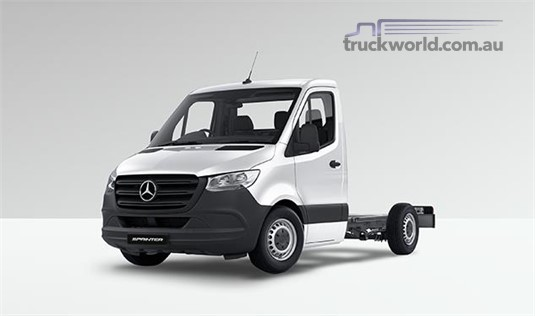Mercedes Benz Sprinter 4.49t  RWD Single Cab Chassis 516 MWB 7AT
