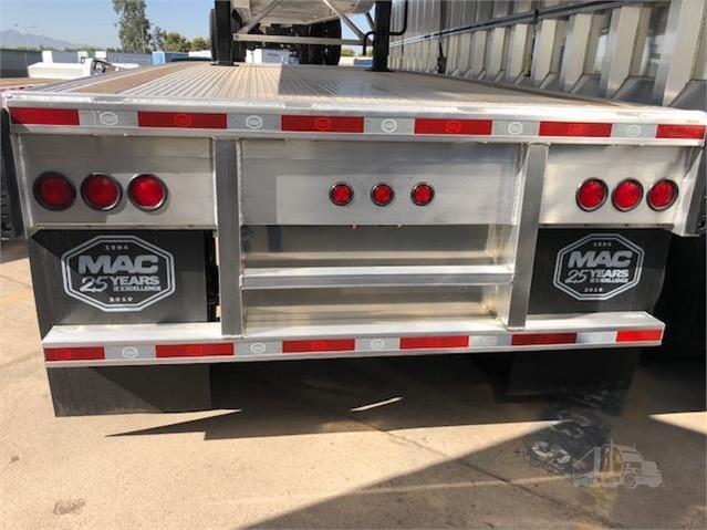 Road Warrior Trailer >> 2020 Mac Trailer Mfg Road Warrior