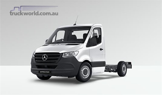 Mercedes Benz Sprinter 4.49t  RWD Single Cab Chassis 519 MWB 7AT