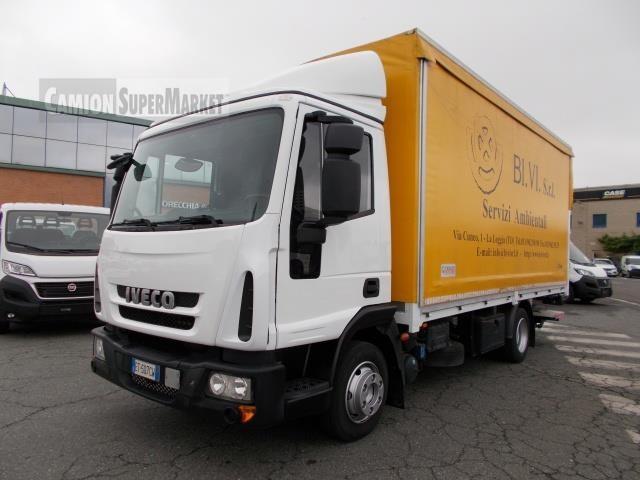 Iveco EUROCARGO 75E14 used 2014
