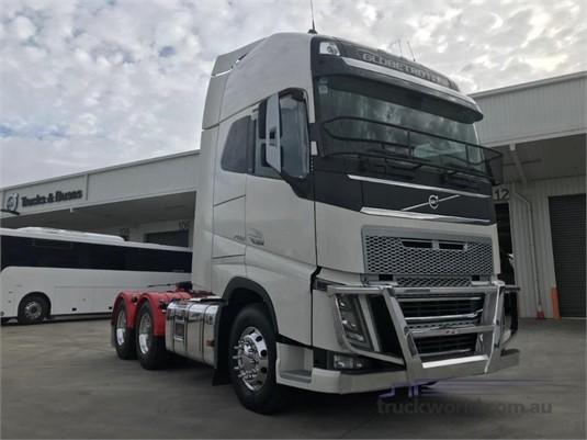 2014 Volvo FH700 Globetrotter - Trucks for Sale