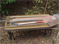 Older Yard Tools