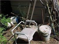 Miscellaneous Lot  - Handicap Toilet & More