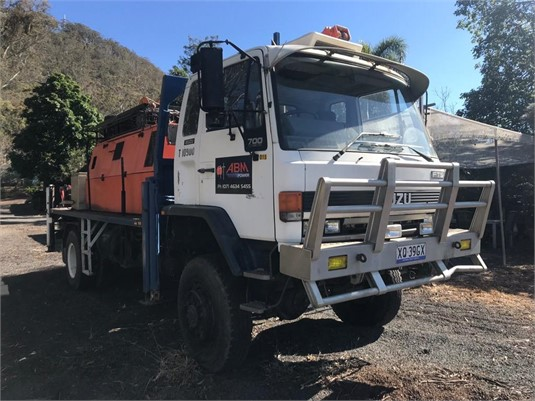 1995 Isuzu FTS 700s 4x4 - Trucks for Sale
