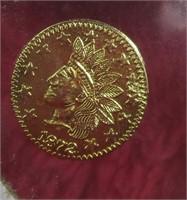 Coins, Guns, Swords, Personal Property