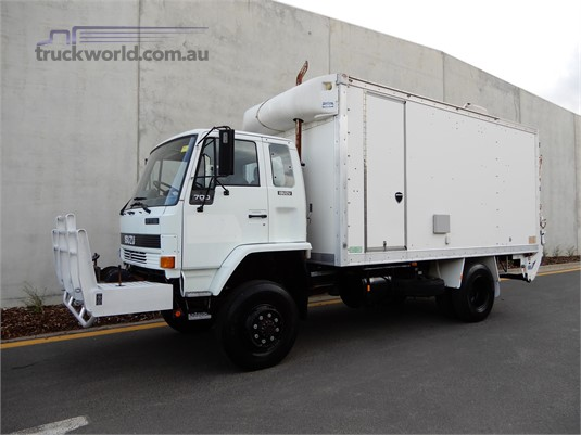 1992 Isuzu FTS - Trucks for Sale