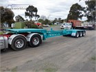 Maxitrans Drop Deck Skel Semi Trailer Skeletal Trailers