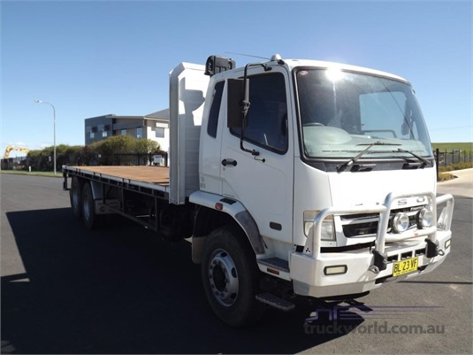 2010 Fuso Fighter 14 - Trucks for Sale